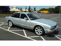 2001 Jaguar XJ8 3.2 V8 Car Cheap Part Exchange With a New MOT