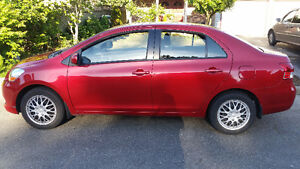 2007 Toyota Yaris Sedan - 96k - No accidents