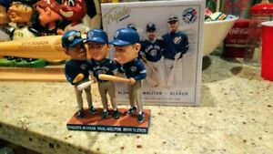 Jays Buck Martinez Bobblehead 93 Batting Champs etc