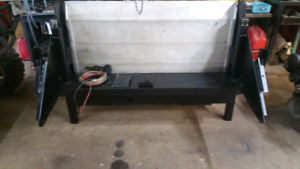 Power Hydraulic Liftgate for 1/2 ton, 3/4ton 1 Ton Pick up truck