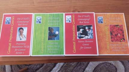 Des O'Neill Gamsat Prep Textbooks 2014 (Cheap, Must have) + More