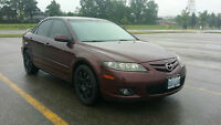 2006 Mazda Mazda6 Gran Touring limited edition Sedan