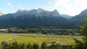 Beautiful view to rent long term in Canmore