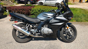 2007 GS500F FOR SALE