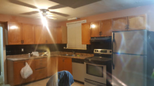 Used complete kitchen with coutertop and sink