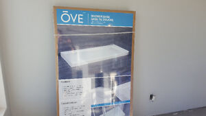 Shower base with hiden drain new.
