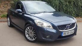Volvo C30 2.0D 2010.5MY SE Lux with FULL LEATHER INTERIOR
