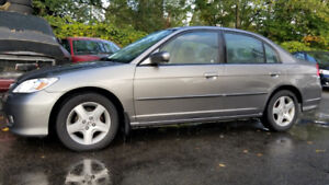 2004 Honda Civic Si Sedan Auto $3300