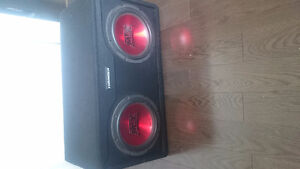 MTX TC510 Thunder 2x10""