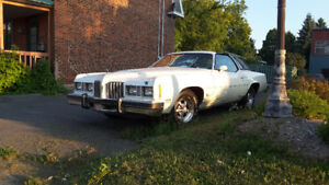 Pontiac grand prix si t-top 400pc