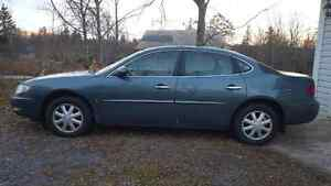 06 Buick allure with 2 year mvi