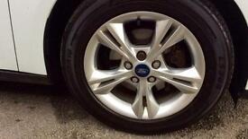 2012 Ford Focus 1.0 EcoBoost Zetec 5dr Manual Petrol Hatchback