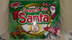 Giant Family - Fun Pad, Search for Santa by Tony Tallarico