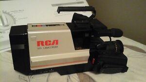 RCA CAMCORDER VHS