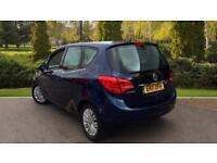2011 Vauxhall Meriva 1.4i 16V Excite 5dr Manual Petrol Estate