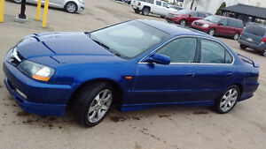 03 Acura TL Type-S (Solid & Mint, Just 180KMs) Only $6200 OBO