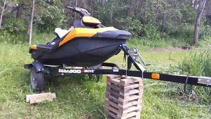 Moving out of Province! Must Sell 2014 Seadoo Spark 60hp