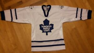 Licensed Toronto Maple Leafs Jersey