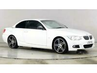 2012 BMW 3 Series 2.0 320d Sport Plus Edition Auto 2dr Convertible Diesel Automa