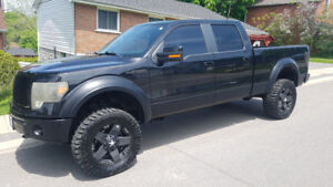 2010 Black Beauty F150 with super low kms!!!