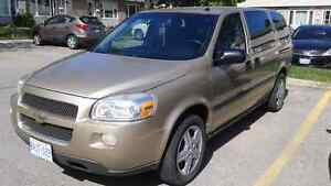 Chevrolet uplander , as is runs great, heat , a/c , cruise contr