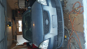 2007 Kia Rio5 EX Sedan (Can be put back on road with TLC)