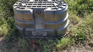 Live stock water tank