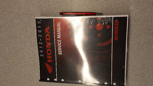 2012-2015 Honda NC700/750X/XD Motorcycle Service Manual 61MGS03