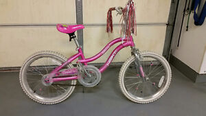 "Next Slumber Party girl's 20"" bike"