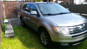 Ford edge 2008 limited 4x4 full equipe toit pano