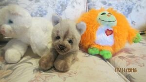 5 Small Clean stuffed Animals from Smoke free Home Kingston Kingston Area image 2