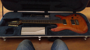 Ibanez Prestige electric (discontinued model) $700