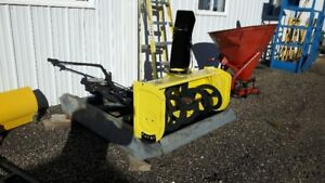 "44"" John Deere Snowblower"