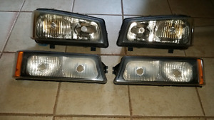 Mirrors & Headlights for Chevy