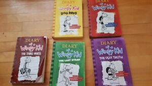 Livres-books bandes dessinées jeunesse
