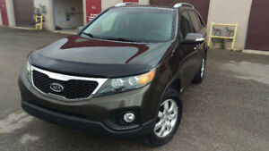 2011 Kia Sorento AWD, 4CYL, IMMACULATE, CERTIFIED, ACCIDENT FREE