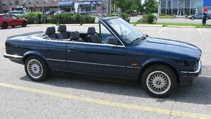 Best E30 Cabrio in Canada