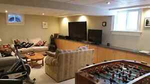 One bedroom fully furnished St Lawrence College