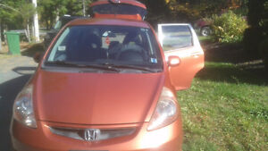 2008 Honda Fit Sport Hatchback