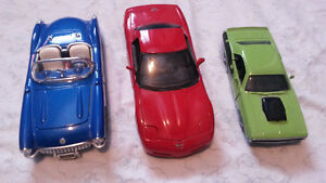 Diecast Model Cars, Motorcycles & Snowmobiles