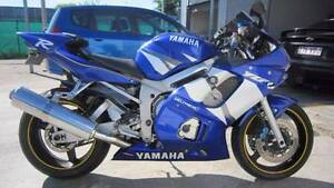 *** YAMAHA R600 *** PERFECT UPGRADE *** FINANCE ME TODAY *** Daisy Hill Logan Area Preview