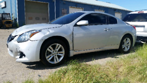2013 NISSAN ALTIMA 2DR COUPE