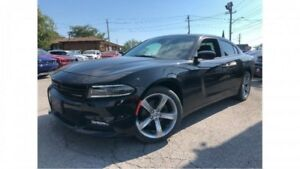 2017 Dodge Charger SXT Leather - Nav - Sunroof - Alloys