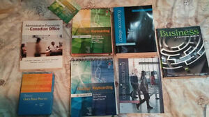 First Year Office Administration Textbooks (DL)