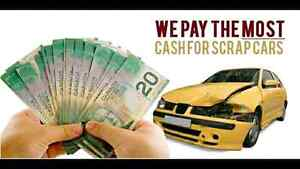 We Pay CA$H for Your CAR! 2 hour $$$ guarantee!!