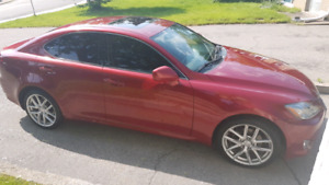 2006 Lexus IS250 Manual - RWD for sale!!!!