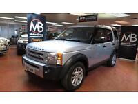 2007 LAND ROVER DISCOVERY 2.7 Td V6 XS Auto 7 Seater Diesel