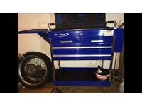 Snap on / bluepiont trolly