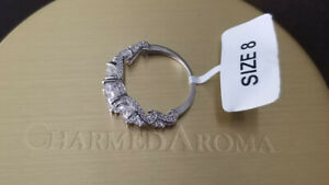 Brand new Charmed Aroma ring, size 8