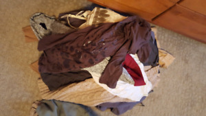 3 bags of women's clothes - size S/M